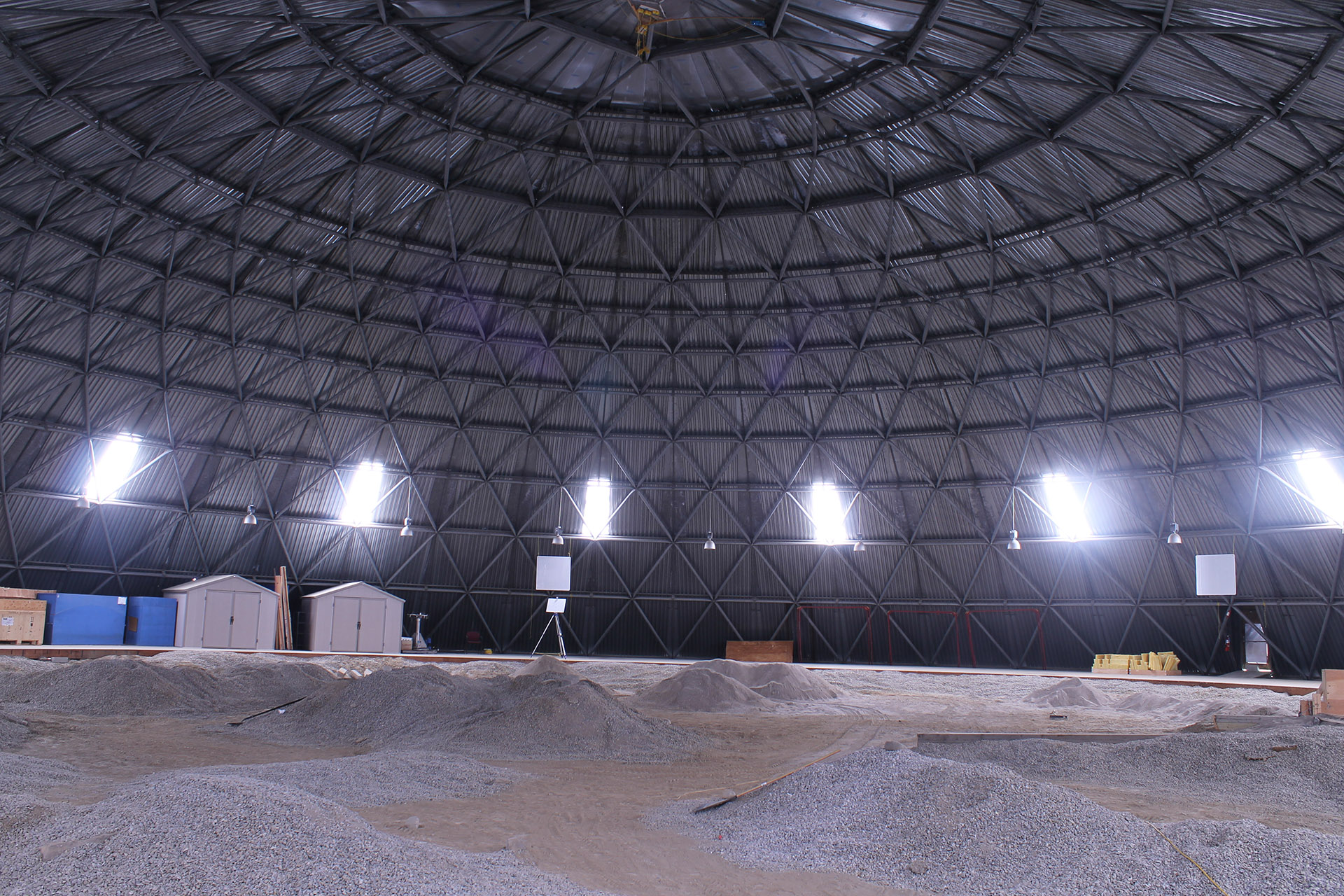 The UTIAS Mars Dome.