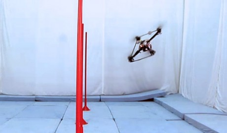 Aerial and Ground Robot Racing